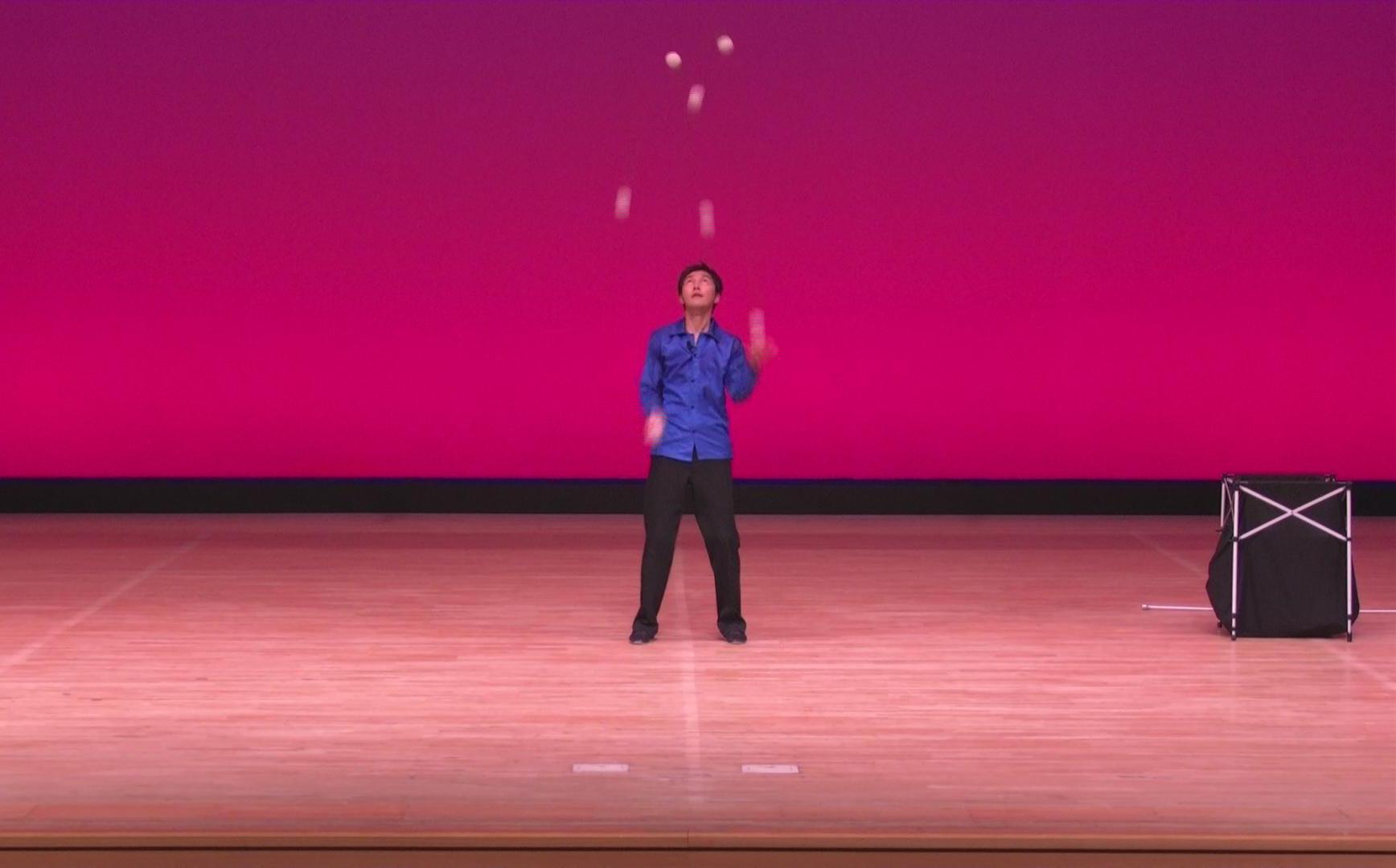 ジャグラーTOSHI 7ボール